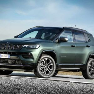 Jeep Compass Limited 1.6 Diesel 120hp Mt Fwd